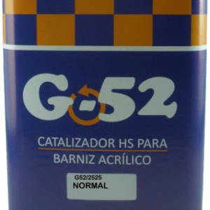 Catalizador HS normal para barniz acrilico